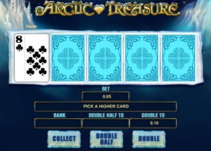 Arctic treasure. Риск игра